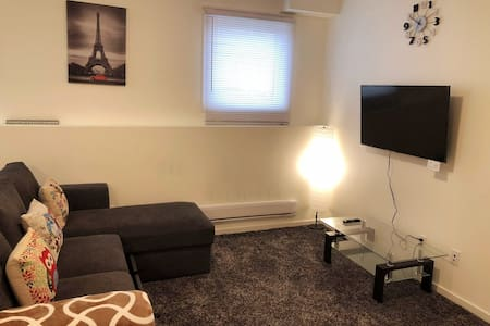 Brand new 2BR private basement suite in Kensington