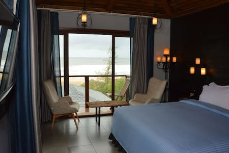 Ocean Premium Plus Beach View Cottages Of Baga Goa - Nord-Goa - Blockhütte