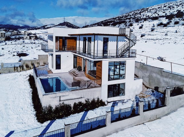 Luxury Villa Retreat above Tbilisi #2
