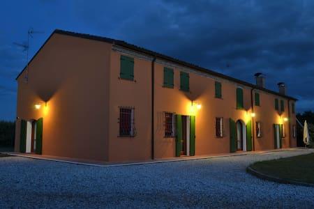 Bramasole - Ferrara - Lakás