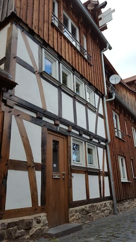 Living like 1750 - Butzbach - House