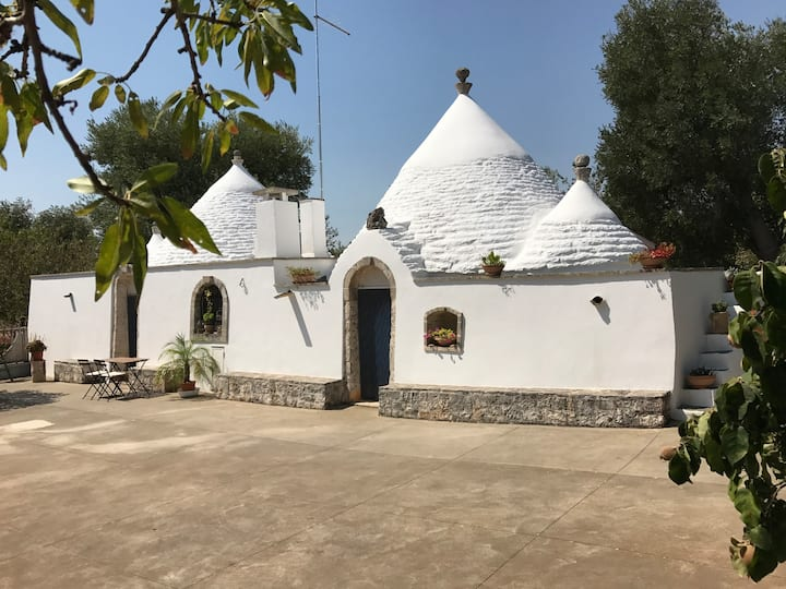 The Trullo and the Medlar