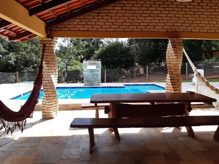 Casa de Campo Recanto do Sansão Pirenópolis