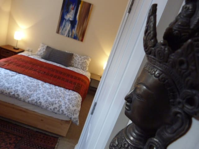 The Old Bill - spacious flat in central Lewes - Льюис - Квартира