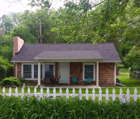 Adorable Clarklake Cottage - Prime location MIS - Clarklake - Hus
