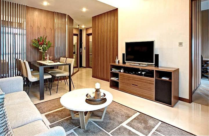 Luxurious, homely 1 bedroom apartment