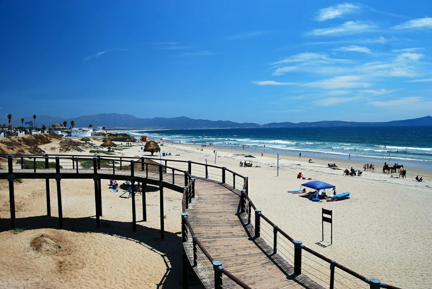 Playa Hermosa - Aproximadamente a 10 minutos de casa