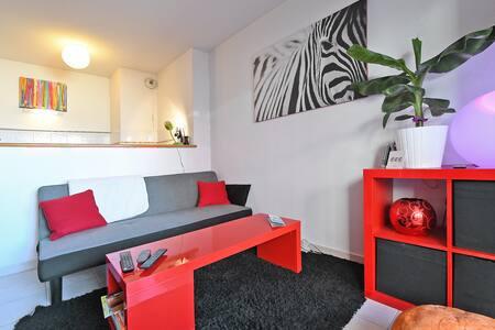 Joli T2 ensoleillé 37m2 avec terrasse, Nîmes - Nîmes - Wohnung