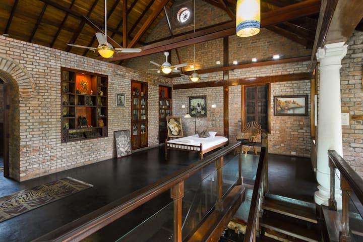 Architect Designed House, Cochin (Marigold Villa)