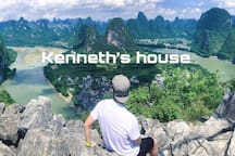 『Kenneth's house』三五知己好友(三房一厨) 内设家庭影院 坐北朝南 120方超大空间