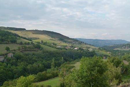 Gîte rural dans le parc du pilat - La Terrasse-sur-Dorlay - Pis