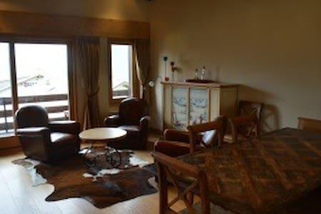 4 Bedroom:  Verbier Spectacular in Center of Town - Bagnes