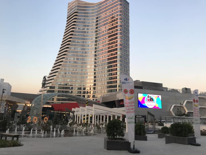 Metropol istanbul rezidans Ataşehir