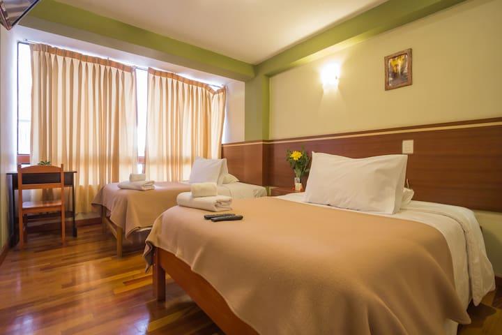 La Parada Hotel Cusco Habitación Doble