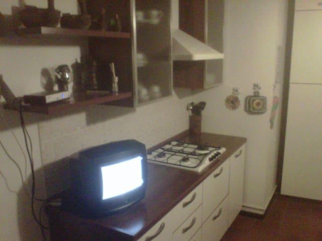 bilocale centrale - Perosa Argentina - Lägenhet