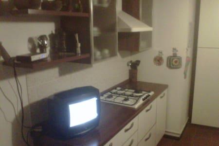 bilocale centrale - Perosa Argentina - อพาร์ทเมนท์