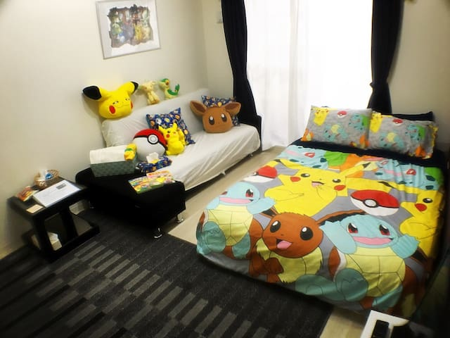 Sale!May June!Osaka Namba station.free wifi.cute☆ - 浪速区 - Appartement
