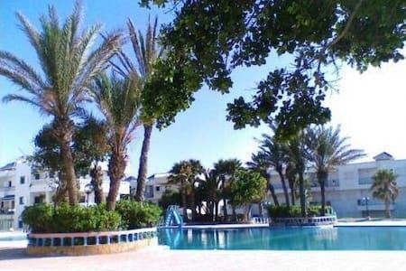 palm beach (nice resort) mohammedia - Mohammedia - Apartment