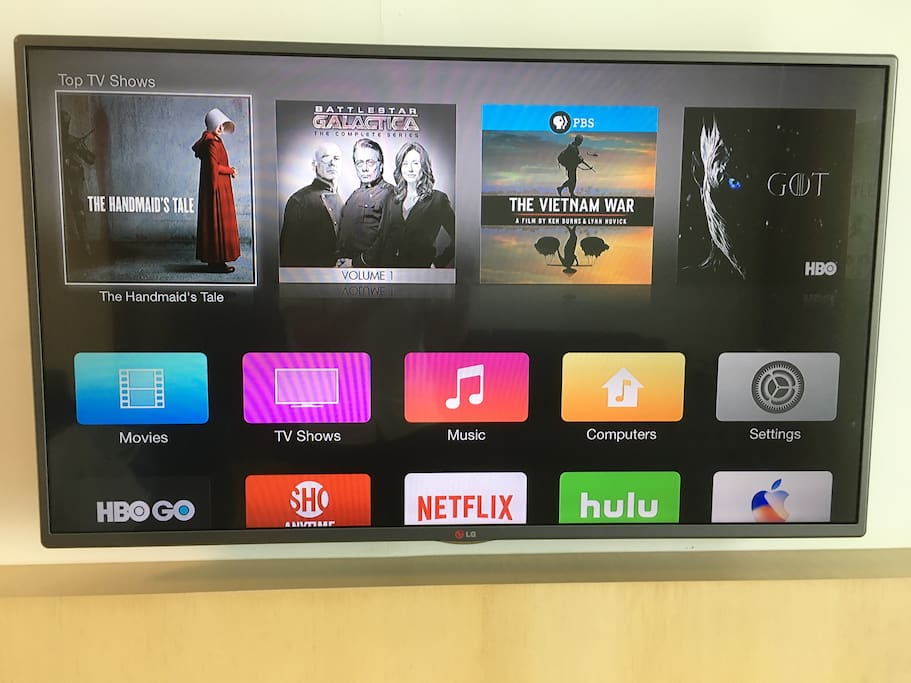 Apple TV just for you