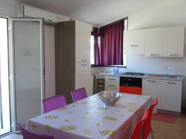 Appartamento Tasca 1° piano vista mare - Portopalo di Capo Passero - Apartamento