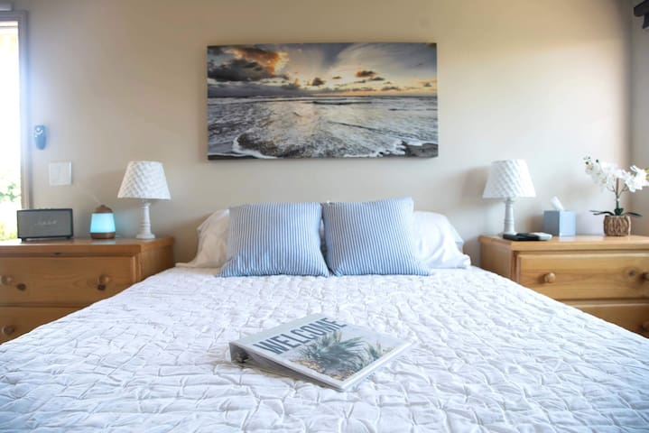 Serene Pacific Beach Suite With Tempurpedic Bed!