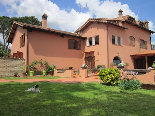 Il Casale dell'Ara delle Rose - Roma - Pis