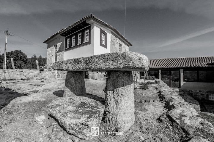 Casas de São Martinho - Alvora - Villa