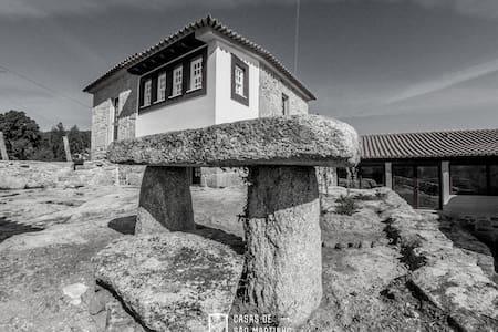 Casas de São Martinho - Alvora