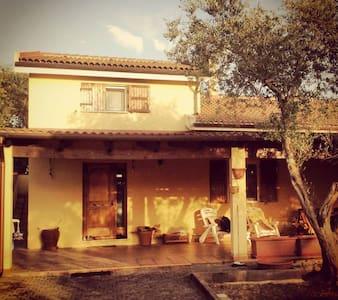 Villa indipendente in Sardegna a 8 km dal mare