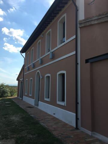 Casa colonica in stile romagnolo - Ravenna - Hus