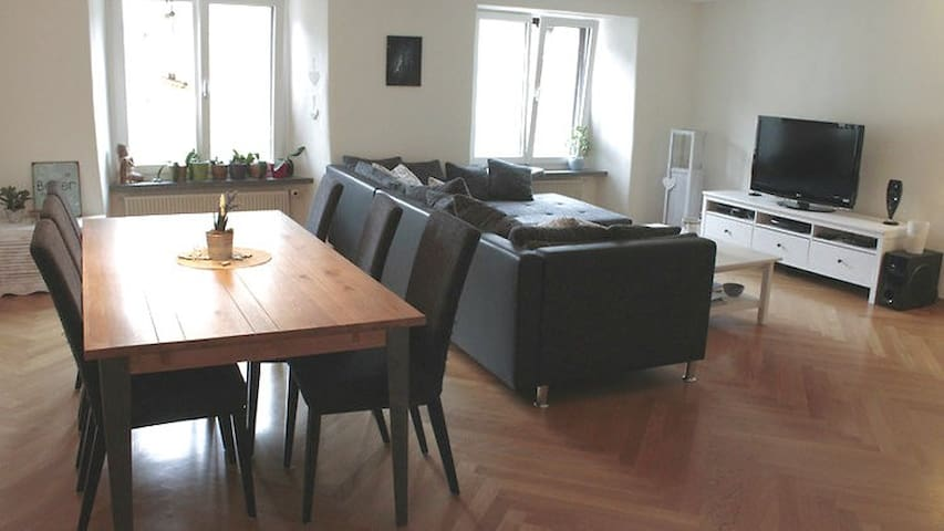 Beautiful apartment in the center of Schaffhausen - Schaffhausen - อพาร์ทเมนท์