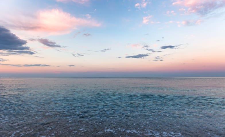 Chorefto sea