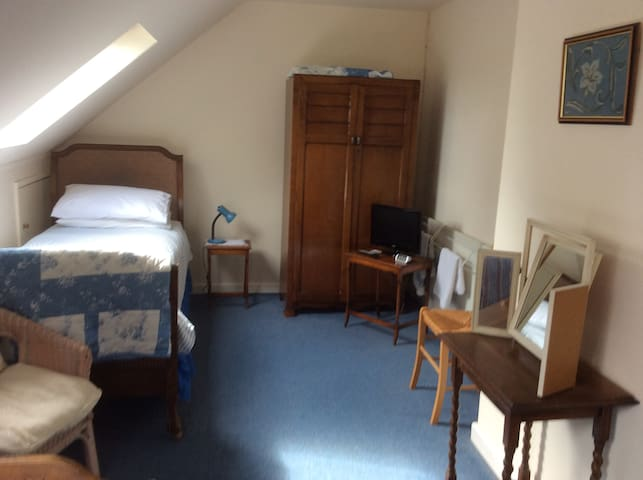 Single Farmhouse room7 miles Oxford - Bucks - Bed & Breakfast