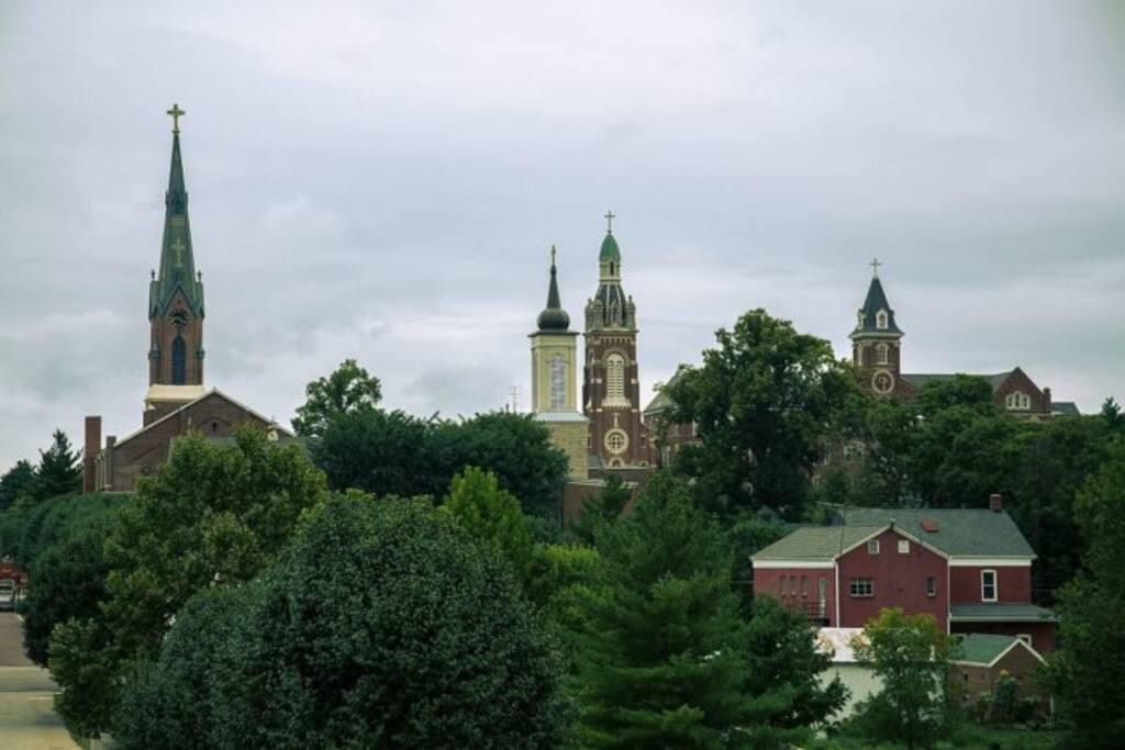 Oldenburg, the Village of Spires
