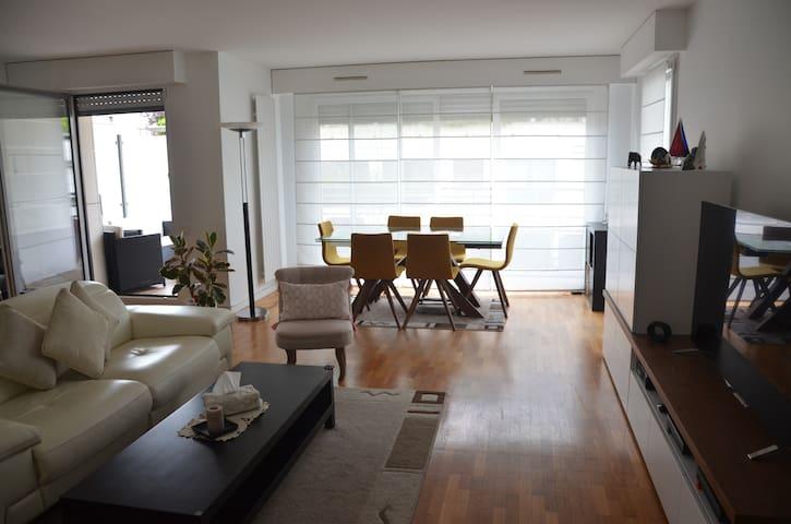 Espace de vie/Living room