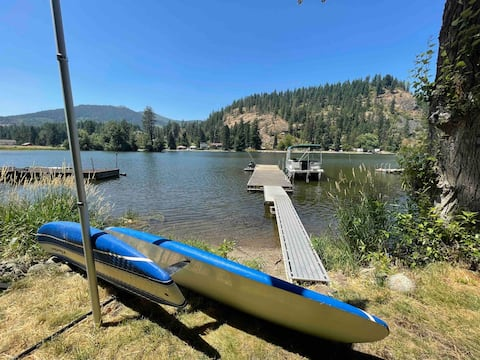 Twin Lakes 1 bedroom cottage