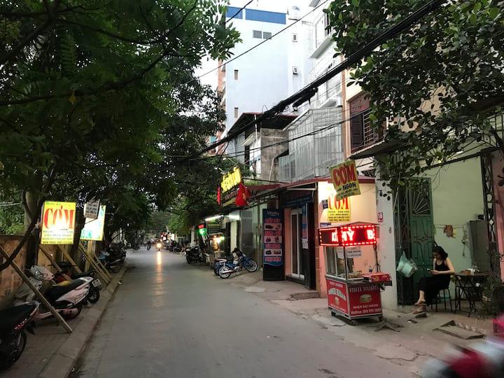Truong Xuan house 301 mai Dich Cau Giay Hanoi