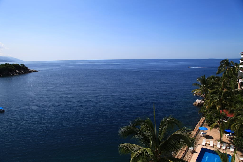 breathtaking view 1 broom la jolla de mismaloya apartments for rent