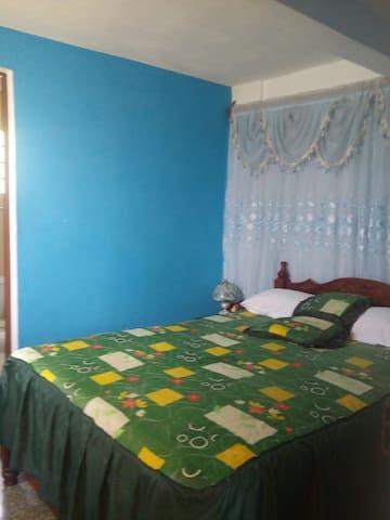 Mi habanita private room and restaurant (Airport) - La Habana - Bed & Breakfast