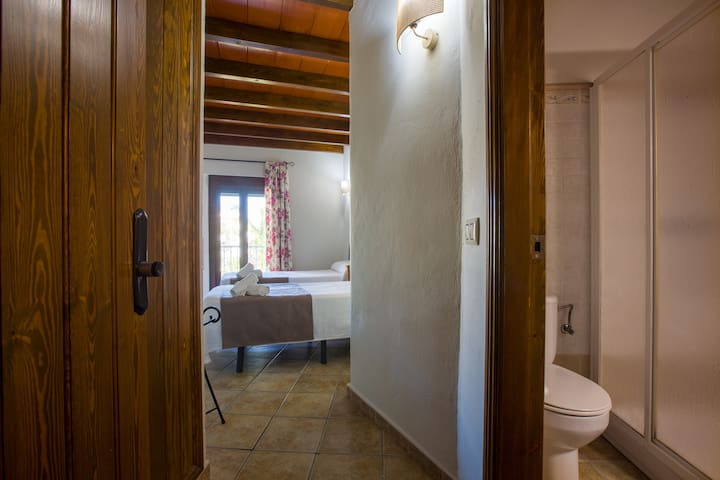 Doble Twin / Hostal Valle del Sol Alora