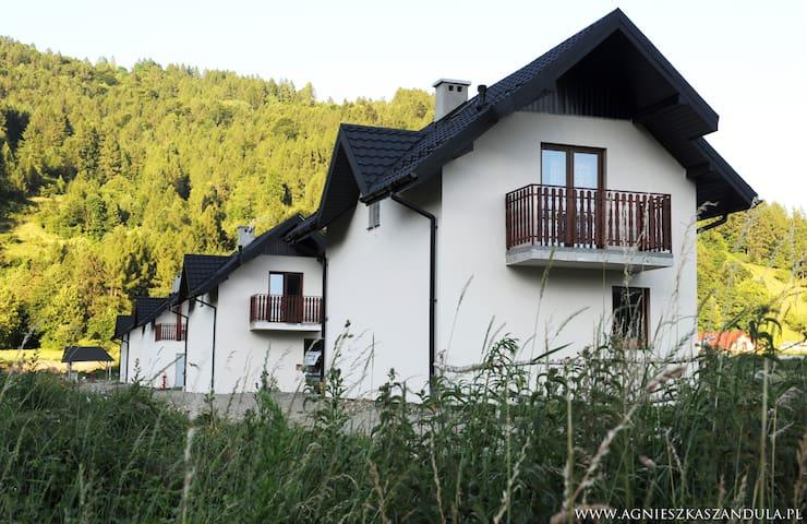 Domki w Pieninach Krościenko n/D - Krościenko nad Dunajcem - Chalupa