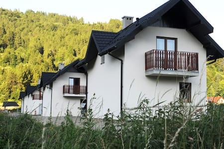 Domki w Pieninach Krościenko n/D - Krościenko nad Dunajcem - กระท่อมบนภูเขา