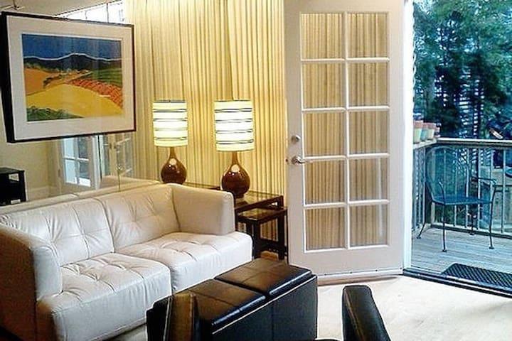 Amazing Garden Apartment - San Francisco - Appartement