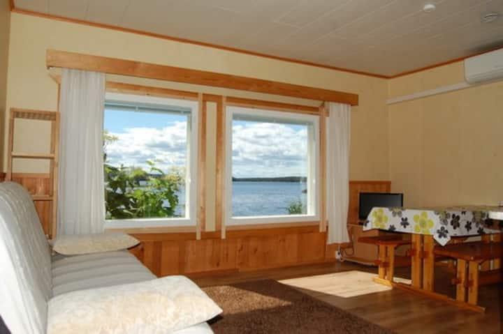 Апартаменты на берегу озера