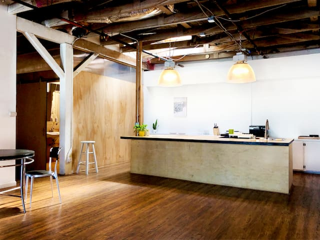 Artists Loft in Downtown LA