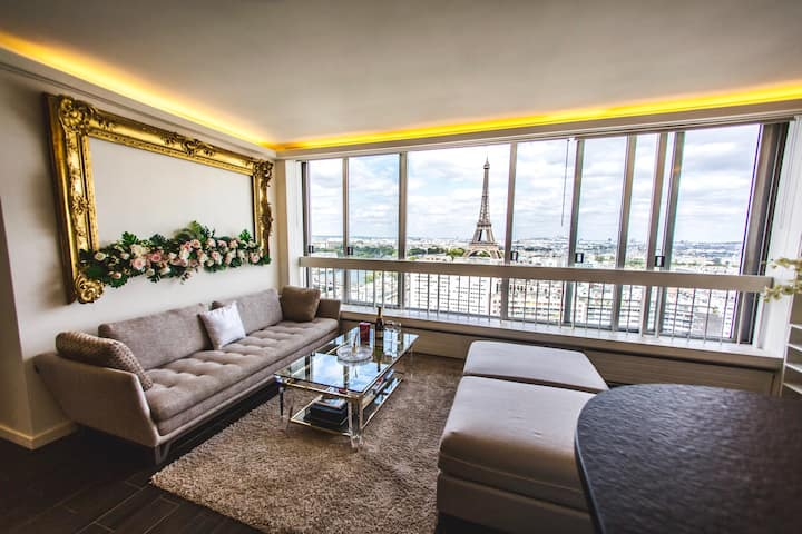 PANORAMIC LUX. 2BR PENTHOUSE W/ POOL:BEST LOCATION
