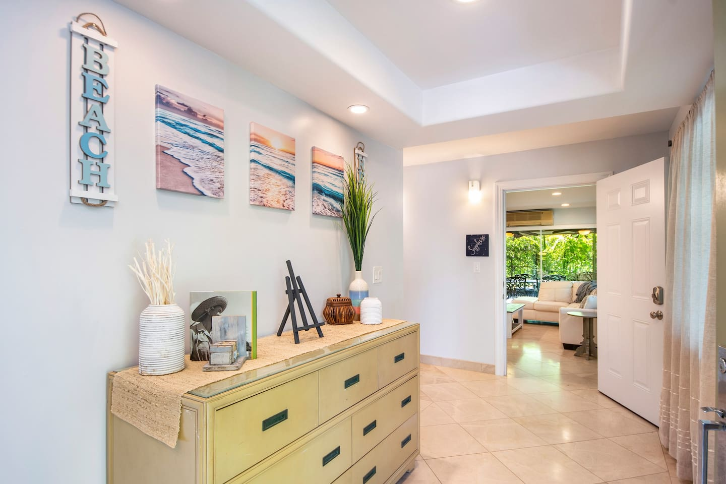 Welcome to the Sapphire floor, your home for your stay in Kailua!