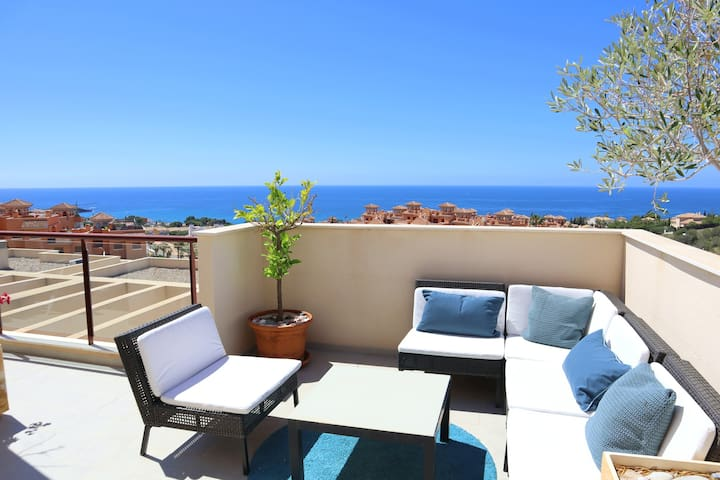 Seaview apartment Mojon Hills, Isla Plana