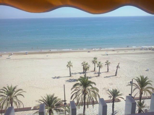 Dawn in Alicante Playa San Juan