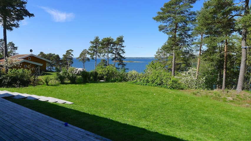 Beautiful house at the Oslofjord - Rygge